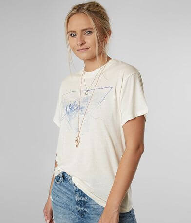 Modish Rebel Desert Scene Boyfriend T-Shirt