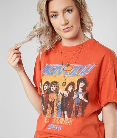 Bon Jovi® US Tour 1984 Band T-Shirt