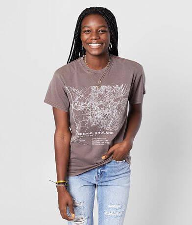 Modish Rebel Cambridge England T-Shirt