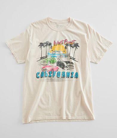 Modish Rebel California Motor Club T-Shirt