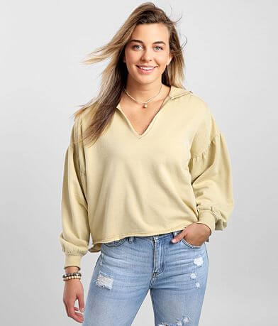Gilded Intent Slouchy Oversized Hoodie