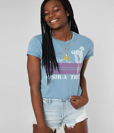 Modish Rebel Joshua Tree T-Shirt