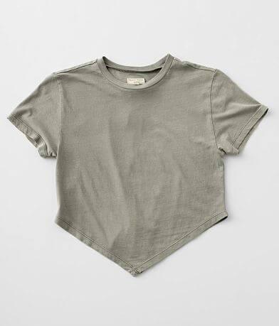 Girls - Gilded Intent Handkerchief T-Shirt