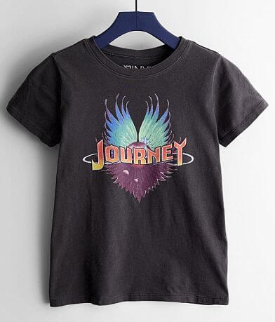 Girls - The Vinyl Icons Journey Band T-Shirt