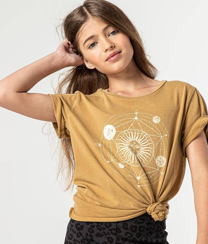 Girls - Modish Rebel Celestial T-Shirt