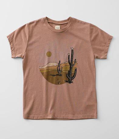 Girls - Modish Rebel Desert Sunset T-Shirt