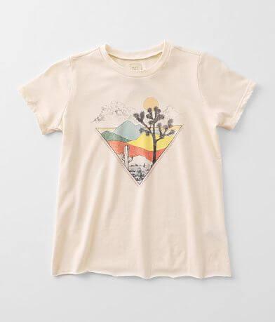 Girls - Modish Rebel Desert Scene T-Shirt