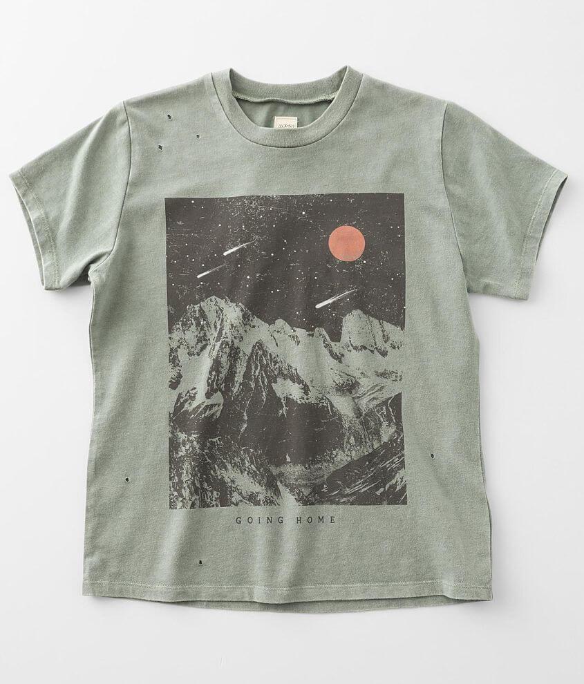 Girls - Modish Rebel Going Home T-Shirt front view