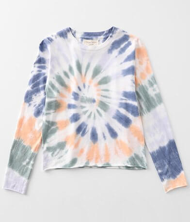 Girls - Gilded Intent Tie Dye T-Shirt