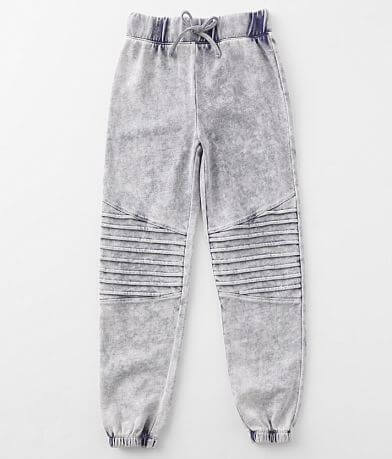 Girls - Gilded Intent Washed Knit Jogger