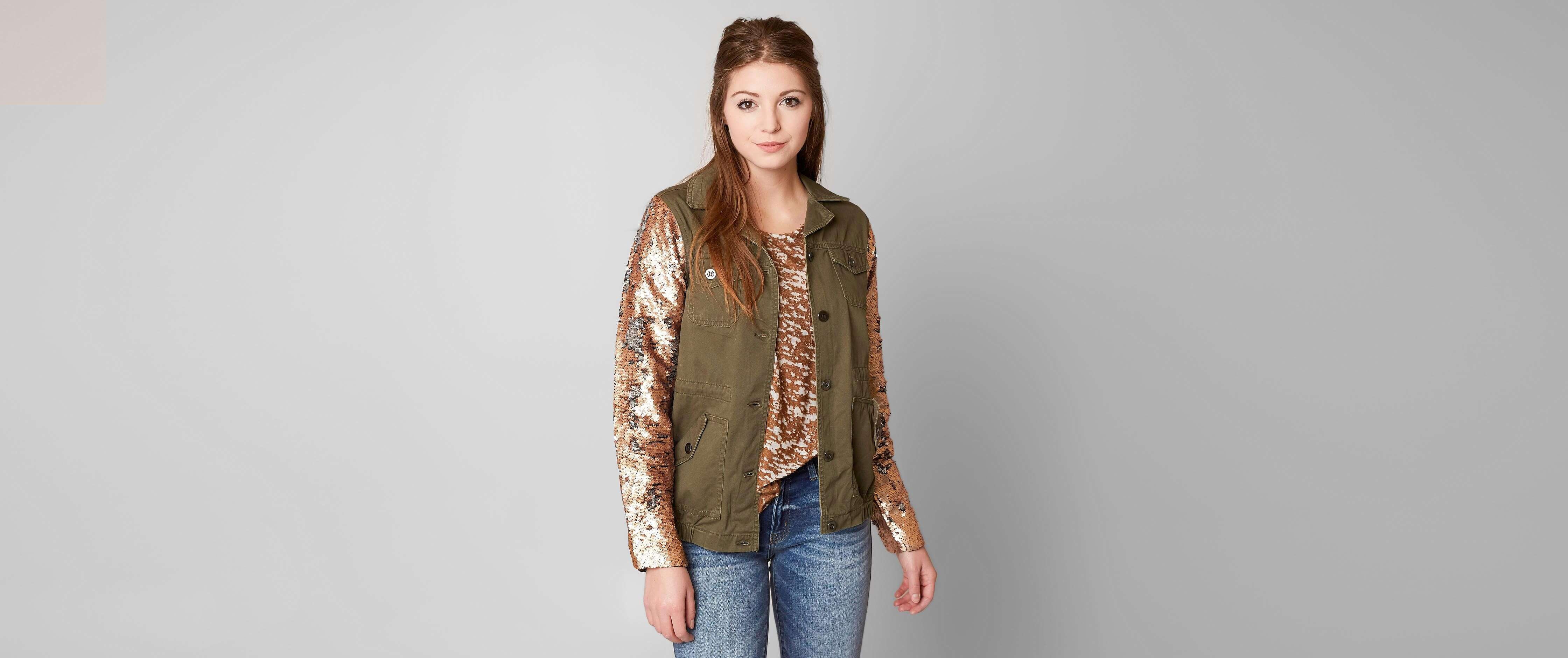 bd43c5ee4d BKE Canvas Jacket at Buckle in Monroeville