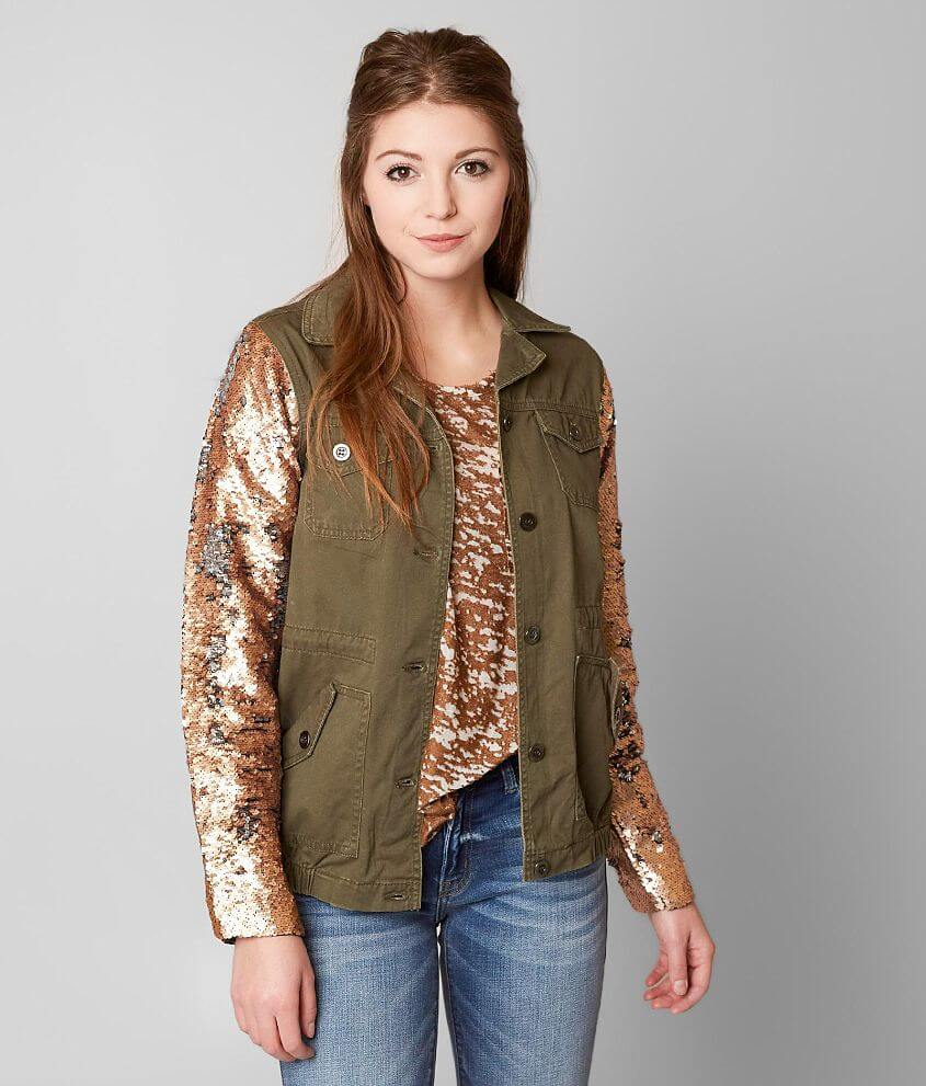 BKE Canvas Jacket front view