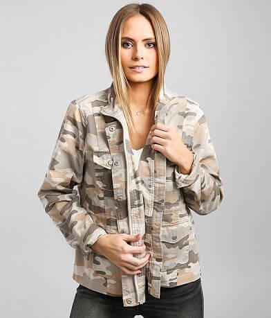 BKE Camo Utility Jacket