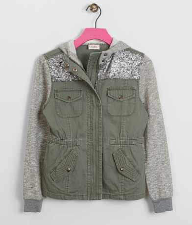 Girls - Daytrip Sequin Jacket