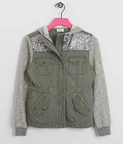 Girls - Daytrip Sequin Jacket