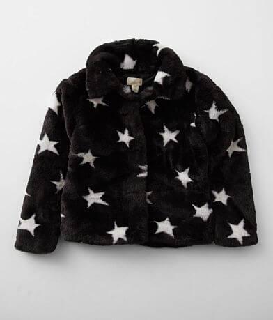 Girls - Jake & Anna® Faux Fur Jacket