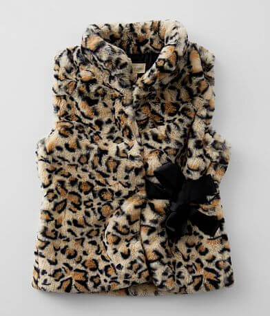 Girls - Jake & Anna® Faux Fur Vest