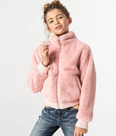 Jake & Anna® Faux Fur Jacket