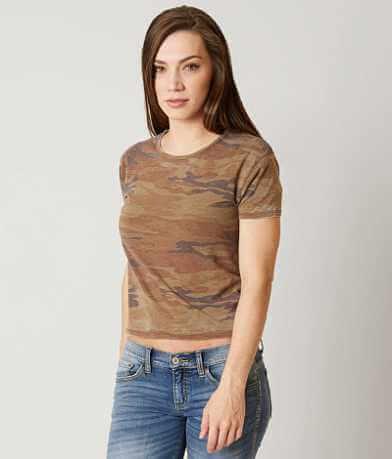 California Stitch Camo T-Shirt