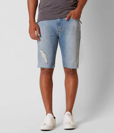 Calvin Klein Cut Off Stretch Short