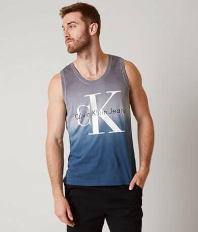 Calvin Klein Dip Dye Tank Top