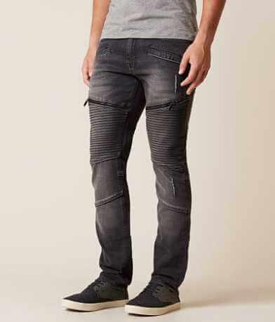 Calvin Klein Jeans Biker Straight Stretch Jean