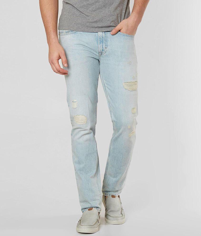 Calvin Klein Slim Straight Jean front view
