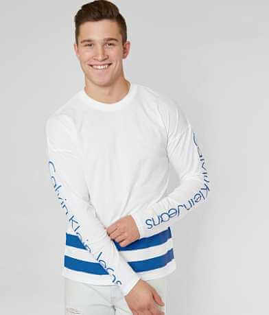 Calvin Klein Athletic Stripe T-Shirt