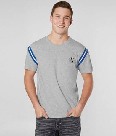 Calvin Klein Rib Tipping T-Shirt