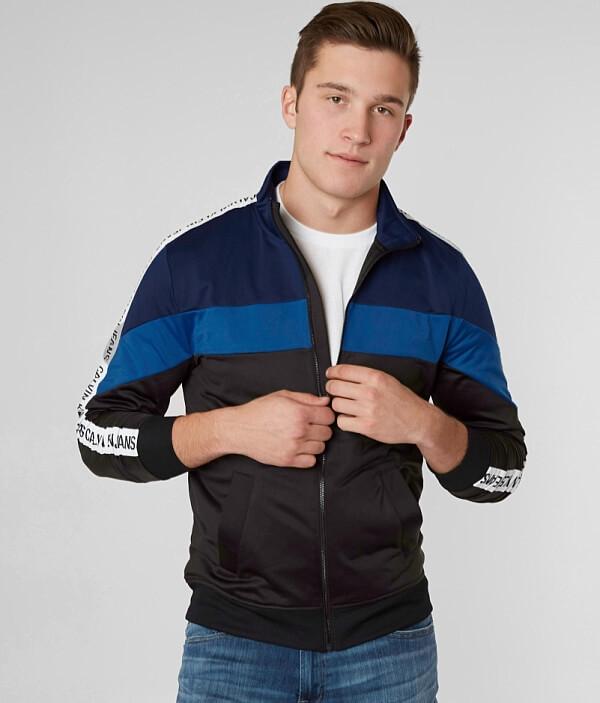 Calvin Calvin Jacket Klein Klein Tricot Jacket Tricot Calvin Tricot Klein Jacket xfC7gq