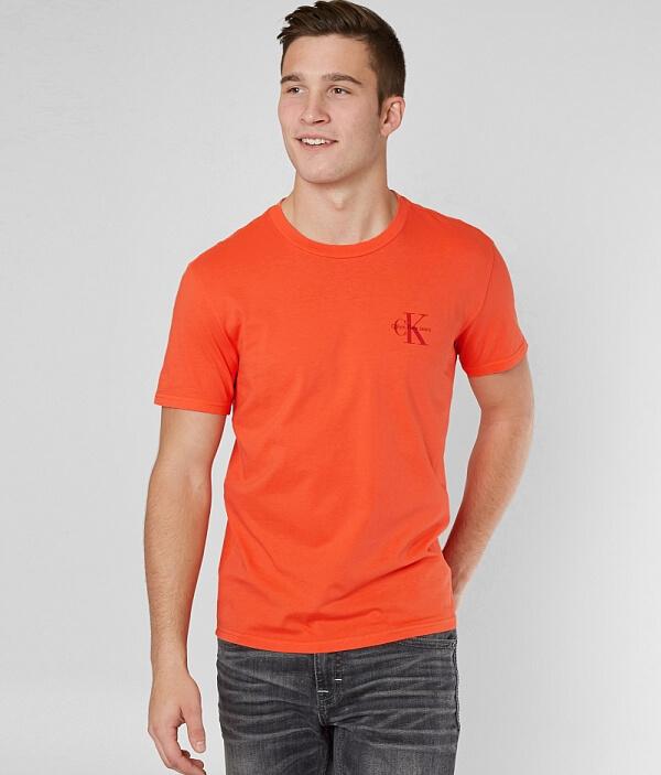 Pop Calvin Color Klein Reissue T Shirt 7qZZtxwTA
