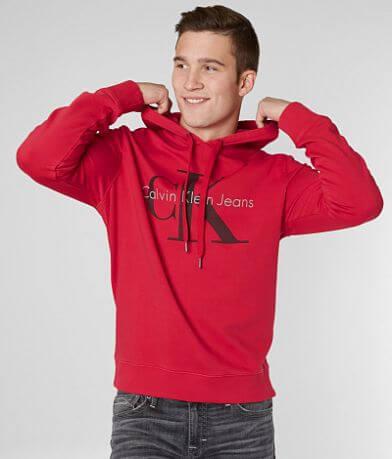 Calvin Klein Pop Color Hooded Sweatshirt