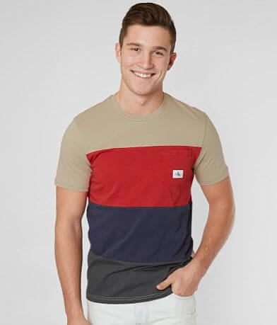 Calvin Klein Color Block T-Shirt