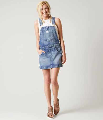 Calvin Klein Jeans Dungaree Overall Dress