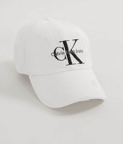 Calvin Klein Destructed Baseball Hat