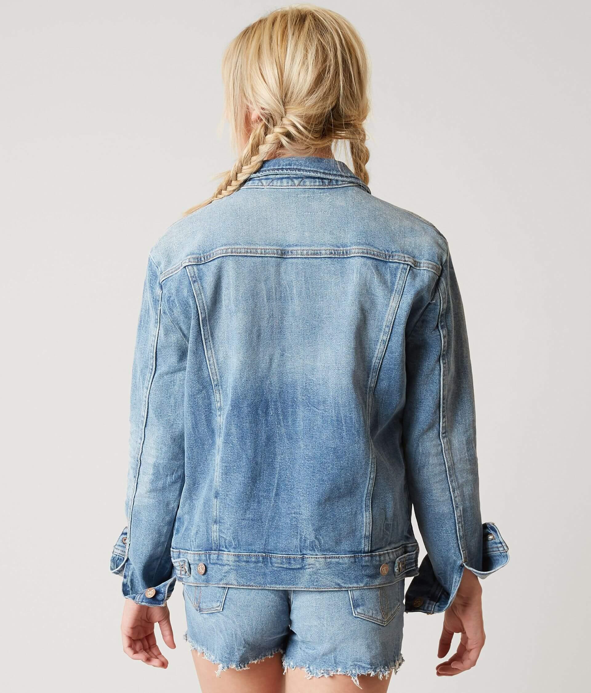 87a32a79d7b8 Calvin Klein Trucker Jacket - Women s Coats Jackets in Joy Ride