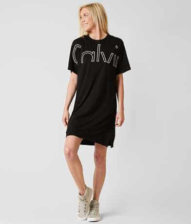 Calvin Klein Jeans Specialty Exploded Dress