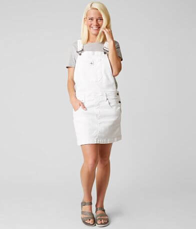 Calvin Klein Dungaree Overall Dress