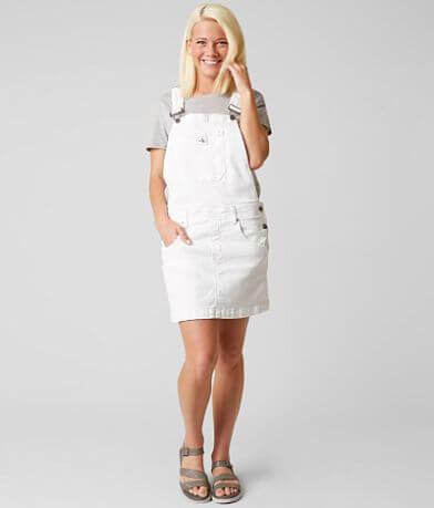 Calvin Klein Dungaree Overall Dress