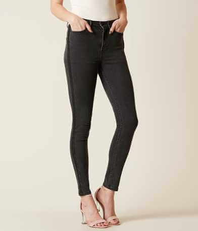 Calvin Klein Black Tux High Rise Legging Jean