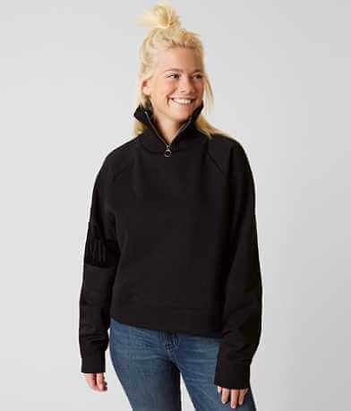 Calvin Klein Funnel Neck Sweatshirt