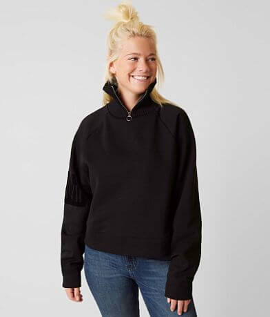 Calvin Klein Funnel Neck Sweatshirt