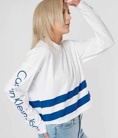 Calvin Klein Jeans Cropped T-Shirt