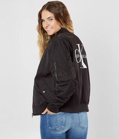 Calvin Klein Logo Jacket