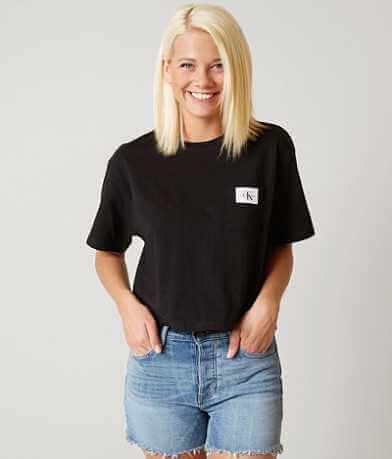 Calvin Klein Jeans Pocket T-Shirt