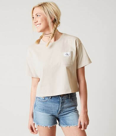 Calvin Klein Pocket T-Shirt