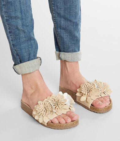 Very G Flower Woman Sandal