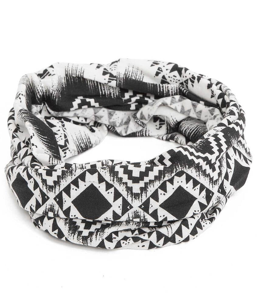 BKE Printed Headband front view