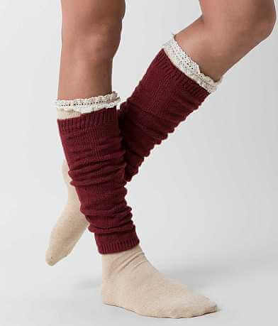 Daytrip Legwarmer Sock Duo