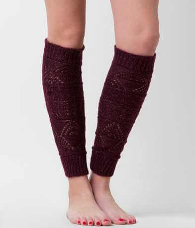 Daytrip Metallic Legwarmer
